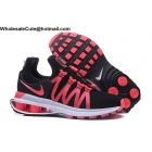 wholesale Womens Nike Shox Gravity Black Pink White