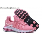 wholesale Womens Nike Shox Gravity Pink White