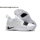 Nike PG 2.5 White Black Paul George Mens Shoes