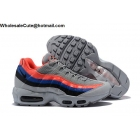 wholesale Nike Air Max 95 Essential Ultramarine Grey Mens Shoes