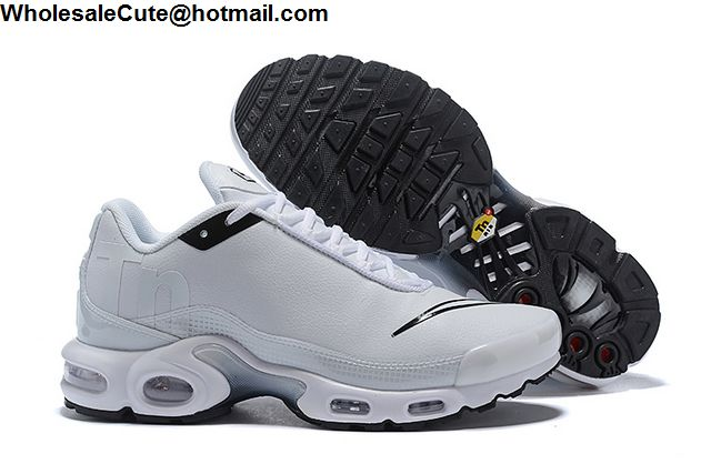 High Quality Nike Air Max Plus TN SE Mercurial Men's Athletic Sneakers All Black On Sale