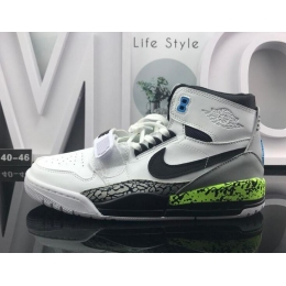 Don C x Jordan Legacy 312 Command Force Mens Shoes