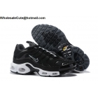 wholesale Mens & Womens Nike Air Max Plus TN Pull Tab Black White