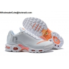 wholesale Mens & Womens Nike Air Max Plus TN Mercurial White Orange