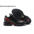 Nike Air Max Plus TN Mercurial Black Red Mens Shoes