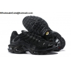 Nike Air Max Plus TN Tuned Triple Black Mens Shoes