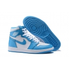 Air Jordan 1 Retro High OG UNC Mens Shoes
