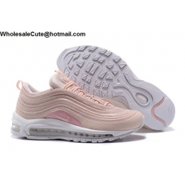Nike Air Max 97 Snakeskin Light Pink White Womens Shoes