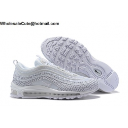 Nike Air Max 97 Just Do It White Mens Shoes