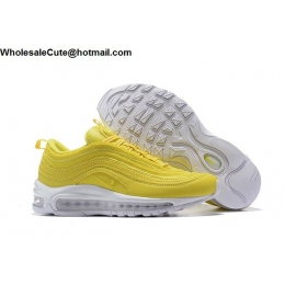 Mens & Womens Nike Air Max 97 Yellow White