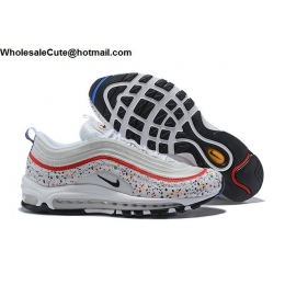 Nike Air Max 97 Paint Splattered Mens Shoes