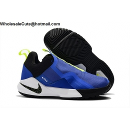 Nike LeBron Ambassador 11 Blue Volt Black Mens Shoes