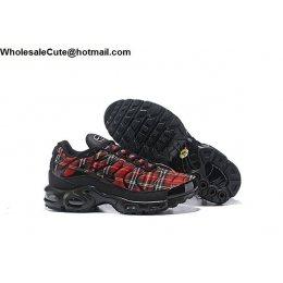 Nike Air Max Plus SE Tartan Mens Shoes