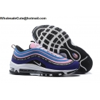 wholesale Nike Air Max 97 Have A Nike Day Purple Pink Blue Womens Shoes