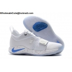 wholesale Nike PG 2.5 PlayStation White Mens Shoes