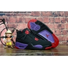 Kids Air Jordan 4 Retro Raptors Shoes
