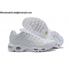 Mens & Womens Nike Air Max Plus TN All White