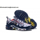 Nike Air Max Plus Drake Stage Use PE Navy Red White Mens Shoes