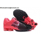 wholesale Womens Nike Air Zoom Shox Black Pink Shoes