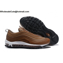 Nike Air Max 97 Lux Tan Mens Shoes