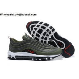 Nike Air Max 97 Sequoia Grey Mens Shoes