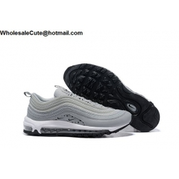 Nike Air Max 97 Lux Light Silver Mens Shoes