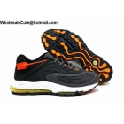 wholesale Nike Air Tuned Max 2019 Dark Grey Orange Mens Trainer