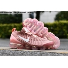 Nike VaporMax Flyknit 3.0 Pink White Womens Shoes
