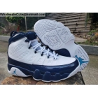 Mens & Womens Air Jordan 9 UNC