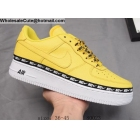 wholesale Mens & Womens Nike Air Force 1 Low Ribbon Pack Yellow White