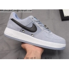 wholesale Mens & Womens Nike Air Force 1 Low Grey Black