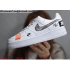 wholesale Mens & Womens Nike Air Force 1 Low Just Do It