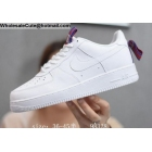 wholesale Mens & Womens Champion Nike Air Force 1 Low White