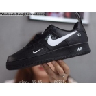 Mens & Womens Nike Air Force 1 Low Utility Black White