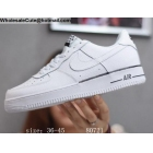 wholesale Mens & Womens Nike Air Force 1 Low 07 LV8 Star White