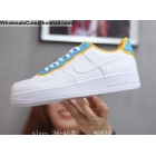 Mens & Womens Nike Air Force 1 Low SE White Blue