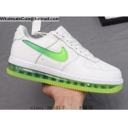Mens & Womens Nike Air Force 1 Low Plus Max White Volt Green