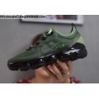 wholesale Nike Air Vapormax 2019 Green Black Mens Shoes