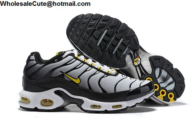 319c281145002 Nike Air Max Plus TN Bumble Bee Mens Shoes -16675 - Wholesale Sneakers