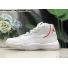 Mens & Womens Air Jordan 11 Platinum Tint