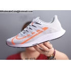wholesale Nike Zoom Rival Fly White Grey Orange Mens Trainer