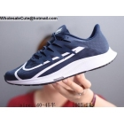 wholesale Nike Zoom Rival Fly Dark Blue White Mens Trainer