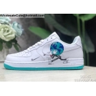 wholesale Mens & Womens Parra Nike Air Force 1 Low Wheat