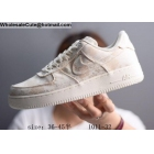 Mens & Womens Nike Air Force 1 Low White Floral