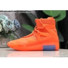 wholesale Nike Air Fear of God 1 Orange Pulse Mens Sneakerboot