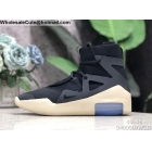 wholesale Nike Air Fear of God 1 Black Sail Mens Sneakerboot