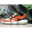 Nike Free RN 5.0 White Orange Black Mens Trainer