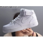 Mens & Womens Nike Air Force 1 Mid All White