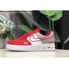 Nike Air Force 1 Low NBA Houston Rockets Mens Shoes