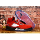 wholesale Trophy Room Air Jordan 5 University Red Mens Shoes